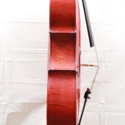 Cello by James Beatley 2009, Dublin Davidov 1712 Model  for sale at Bridgewood and Neitzert London