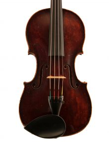 violin by Matthias Hornsteiner Mittenwald 1780 for sale at Bridgewood and Neitzert London