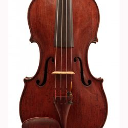 Violin by Nathaniel Cross 1730 for sale at Bridgewood and Neitzert London