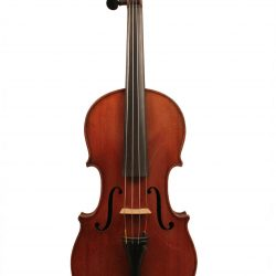 Violin By Georges Contal, Paris 1901 for sale at Bridgewood and Neitzert London