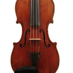Violin by George Craske c.1870 for sale at Bridgewood and Neitzert London