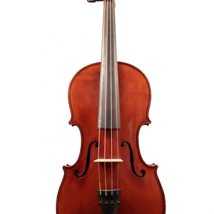 Violin 7/8 labelled Paulus for sale at Bridgewood and Neitzert London