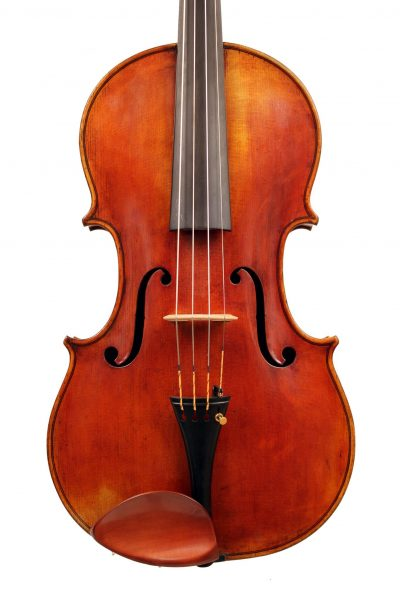 Viola by Luigi Fabris, Venice 1869 for sale at Bridgewood and Neitzert London