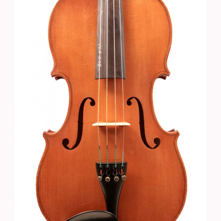 Viola by J E Vickers c1960 for sale at Bridgewood and Neitzert London