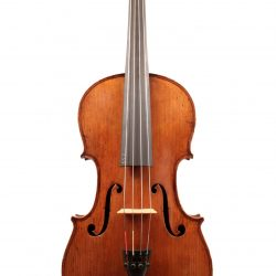Viola Austrian c.1900 for sale at Bridgewood and Neitzert London