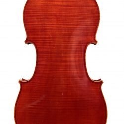 Violin by Auguste Darte 1883 for sale at Bridgewood and Neitzert London