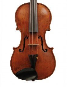 Violin by Johannes Cuypers 1773 for sale at Bridgewood and Neitzert London