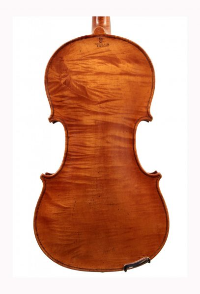 Violin by Goulding for sale at Bridgewood and Neitzert London