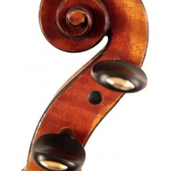 Violin by Gand & Bernardel, Paris 1888 for sale at Bridgewood and Neitzert London