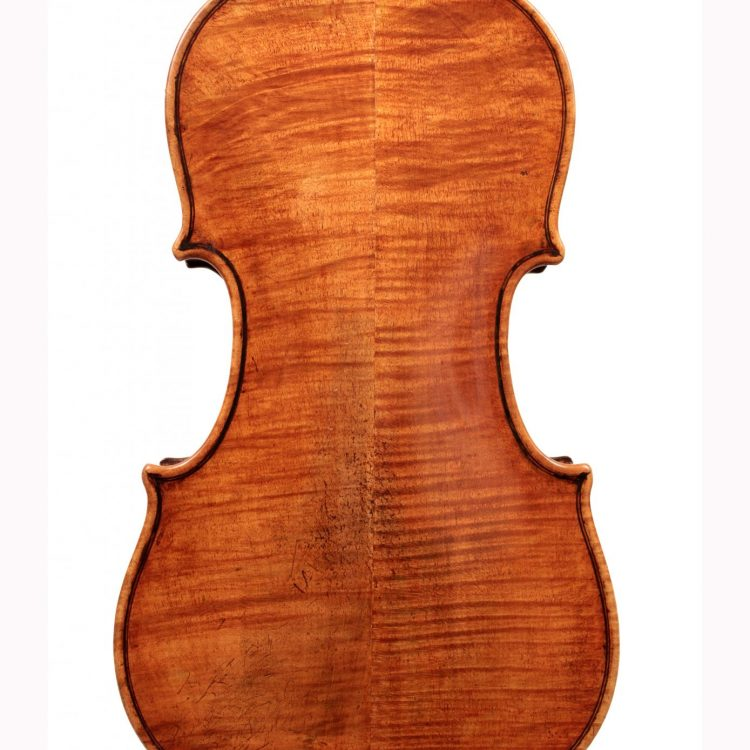 Violin by Jacob Fendt c.1840 for sale at Bridgewood and Neitzert London
