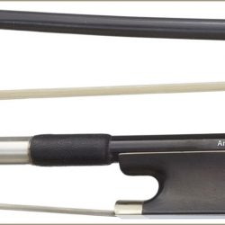 Sielam Carbon Fibre Violin Bow Arpeggio for sale at Bridgewood and Neitzert London
