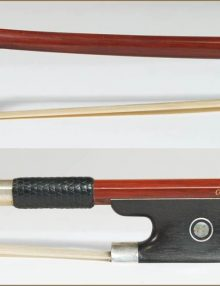 Col Legno Supreme Carbon Cello Bow for sale at Bridgewood and Neitzert London