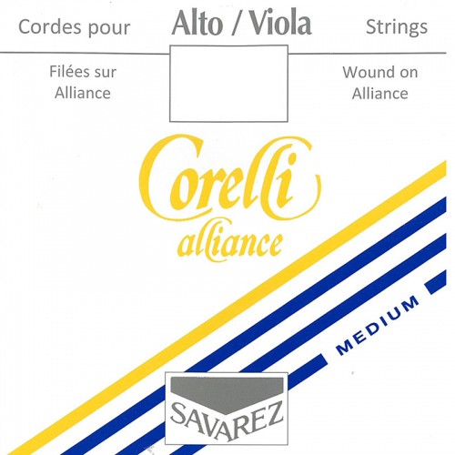 Corelli Alliance viola Strings for sale at Bridgewood and Neitzert London