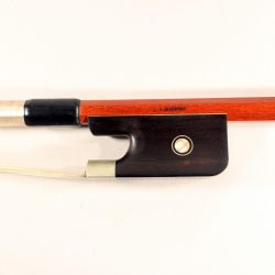 Bass Bow By Manoel Francisco Brazil French for sale at Bridgewood and Neitzert London