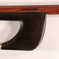 Bass Bow By Manoel Francisco, German for sale at Bridgewood and Neitzert London