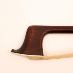 Viola bow, unstamped ascribed to Bazin School for sale at Bridgewood and Neitzert London