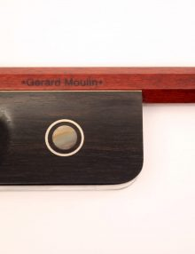 Viola bow by Gewa - Gérard Moulin for sale at Bridgewood and Neitzert London