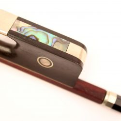 Viola bow by Roderich Paesold or sale at Bridgewood and Neitzert London