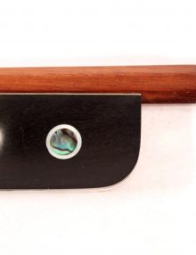 Cello bow by Nicolas Remy Maire, Paris c.1840 for sale at Bridgewood and Neitzert London