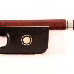Cello bow by G A Paulus for sale at Bridgewood and Neitzert London