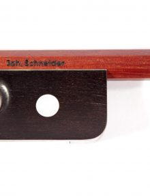 Viola Bow Joh. Schneider for sale at Bridgewood and Neitzert London