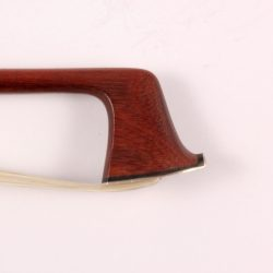 W E Hill & Sons violin bow by Napier for sale at Bridgewood and Neitzert London
