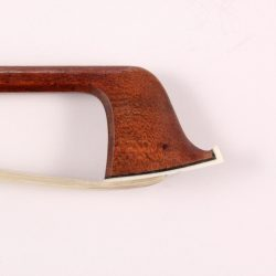 Violin bow by James Tubbs for sale at Bridgewood and Neitzert London