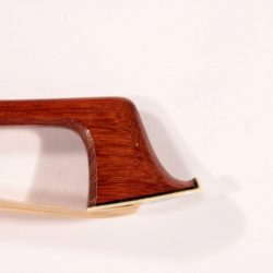 Violin bow by Andre Werlong for sale at Bridgewood and Neitzert London