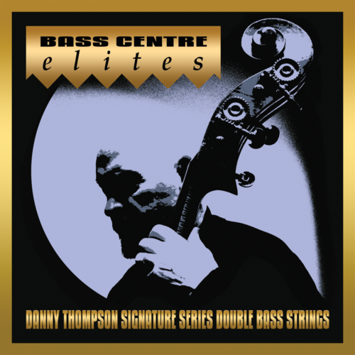 Danny Thompson Signature Double Bass Strings for sale at Bridgewood and Neitzert London