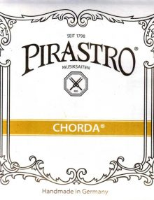 Pirastro Chorda strings for sale at Bridgewood and Neitzert London