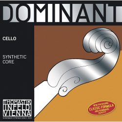 Dominant Cello Strings for sale at Bridgewood and Neitzert London