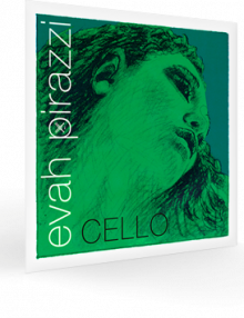 Evah Pirazzi Solo Cello Strings for sale at Bridgewood and Neitzert London