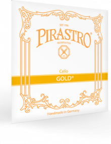 Pirastro Gold Label Strings for sale at Bridgewood and Neitzert London