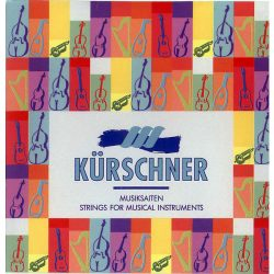Kurschner Treble Viol Strings for sale at Bridgewood and Neitzert London