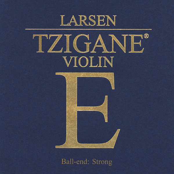 Larsen Tzigane Violin Strings for sale at Bridgewood and Neitzert London