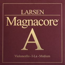 Larsen Magnacore Cello Strings for sale at Bridgewood and Neitzert London