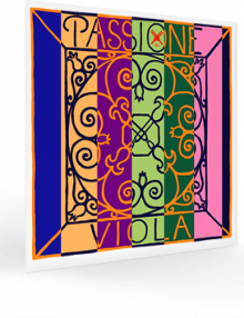 Passione Viola Strings for sale at Bridgewood and Neitzert London