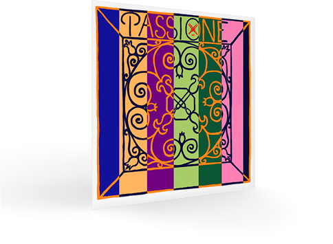 Passione Violin Strings for sale at Bridgewood and Neitzert London