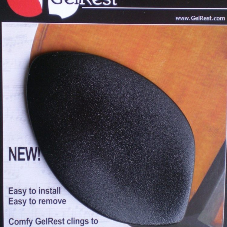 GelRest Violin Chinrest cushion for sale at Bridgewood and nietzert London