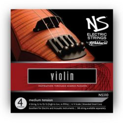 NS Electric Violin Strings for sale by Bridgewood and Neitzert London
