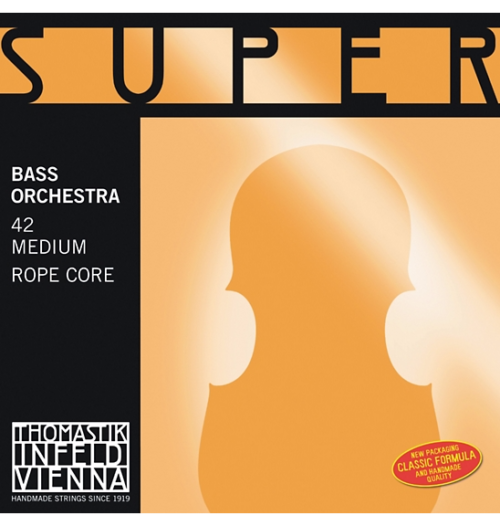 Superflexible Double Bass Strings for sale at Bridgewood and Neitzert London