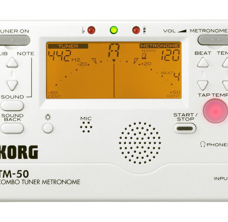 Korg TM50 TUNER METRONOME for sale at Bridgewood and Neitzert London