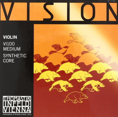 Vision Violin Strings for sale by Bridgewood and Neitzert London