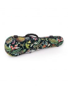 Winter Greenline shaped violin case