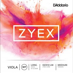 Zyex Viola Strings for sale at bridgewood and Neitzert London