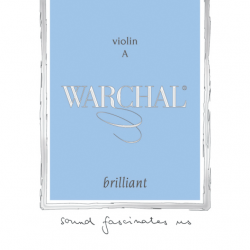 Warchal Brilliant Viola Strings for sale at Bridgewood and Neitzert London