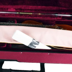Artonus Neva viola case for sale at Bridgewood and Neitzert London