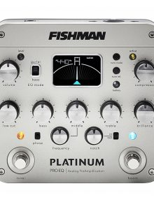 Fishman platinum pro eq for sale at Bridgewood and Neitzert London