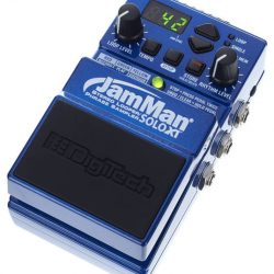 Jamman looper pedal for sale at Bridgewood and Neitzert London