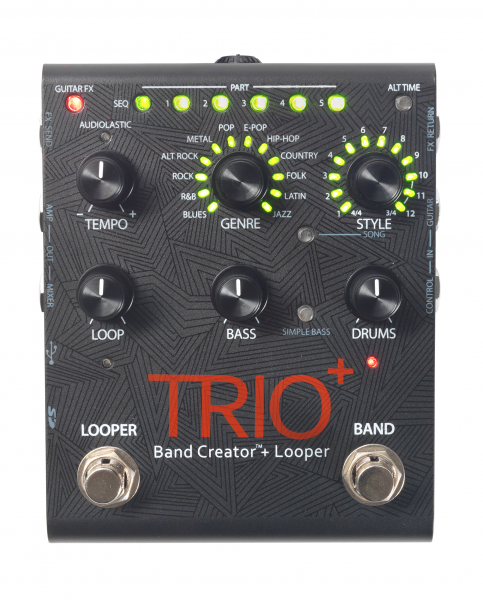 Trio plus pedal for sale at Bridgewood and Neitzert London